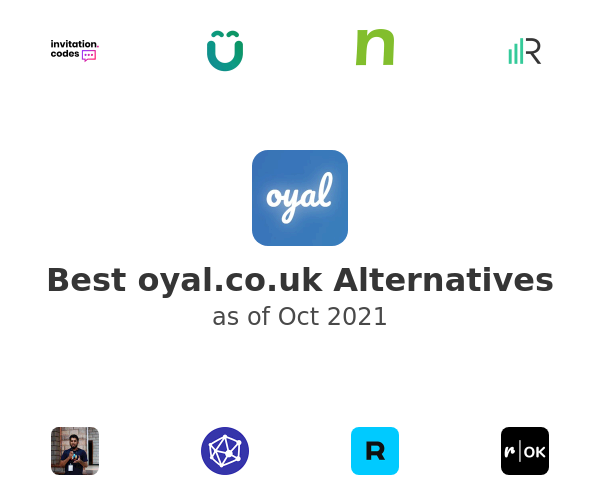 Best oyal.co.uk Alternatives