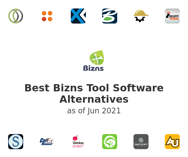 Best Bizns Tool Software Alternatives