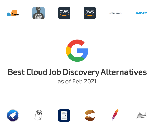 Best Cloud Job Discovery Alternatives