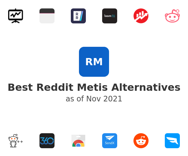 Best Reddit Metis Alternatives