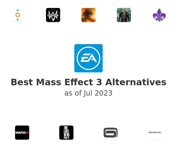 Best Mass Effect 3 Alternatives