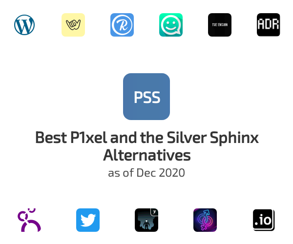 Best P1xel and the Silver Sphinx Alternatives