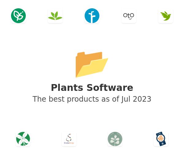 Plants Software