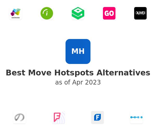 Best Move Hotspots Alternatives