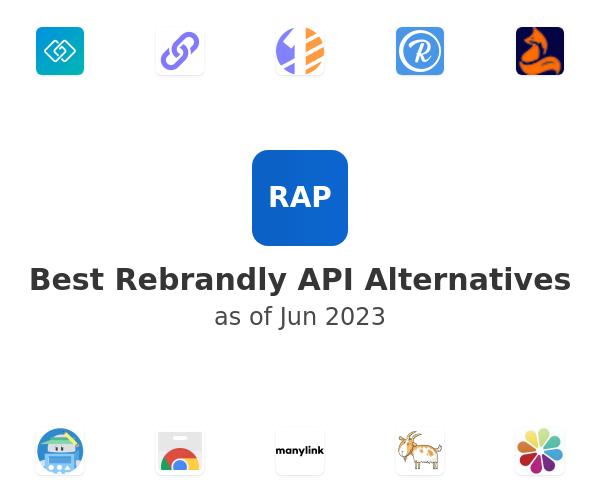 Best Rebrandly API Alternatives