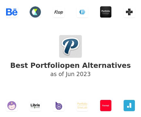 Best Portfoliopen Alternatives