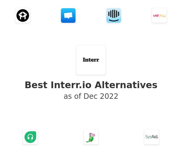 Best Interr.io Alternatives