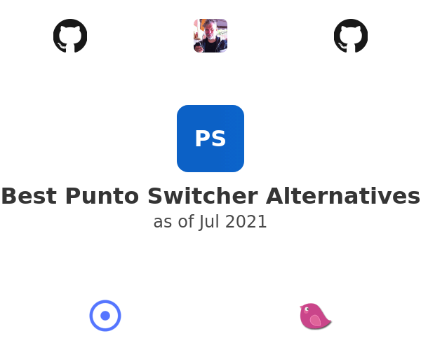 Best Punto Switcher Alternatives