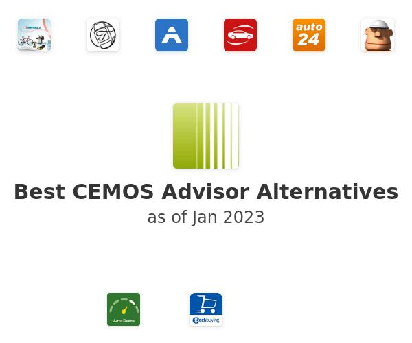 Best CEMOS Advisor Alternatives