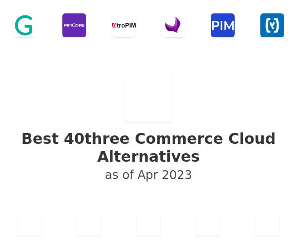 Best 40three Commerce Cloud Alternatives