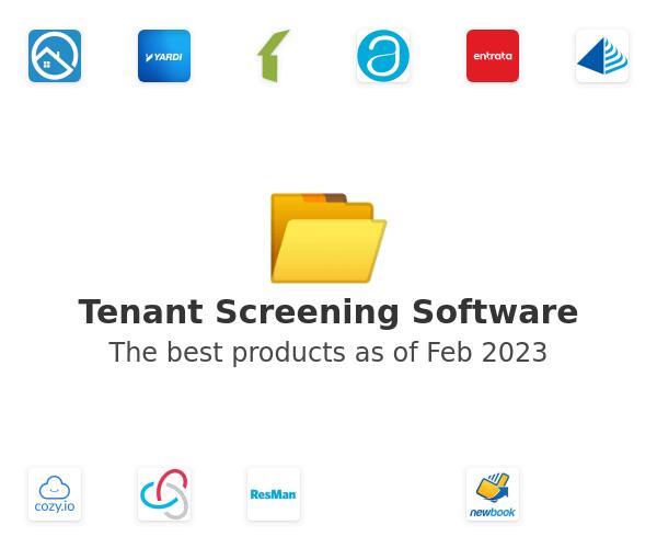 Tenant Screening Software