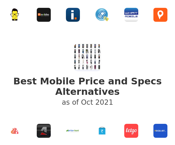 Best Mobile Price and Specs Alternatives