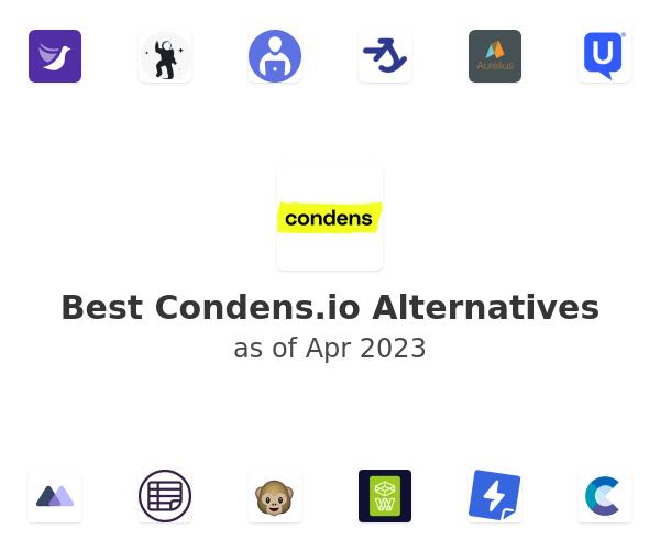 Best Condens.io Alternatives