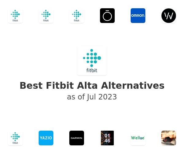 Best Fitbit Alta Alternatives
