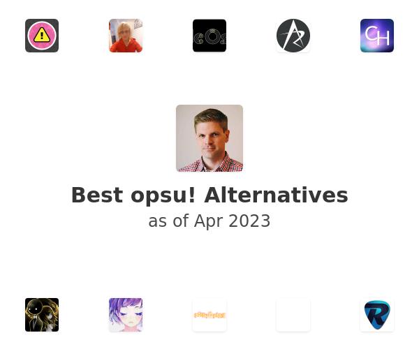 Best opsu! Alternatives