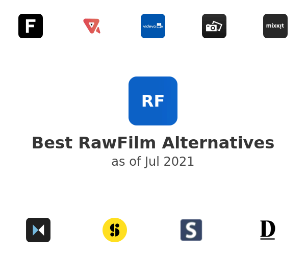 Best RawFilm Alternatives