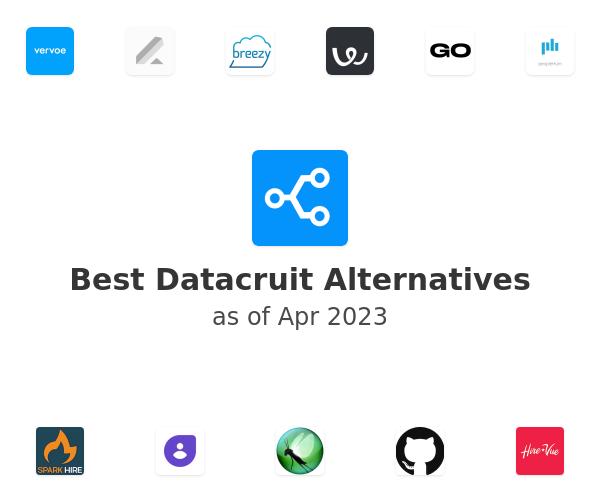 Best Datacruit Alternatives