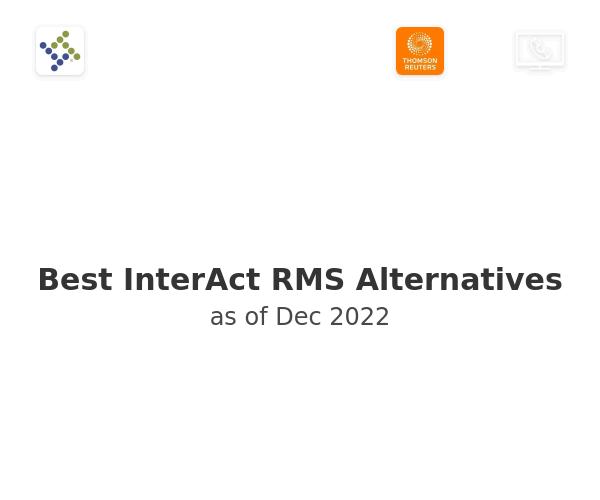 Best InterAct RMS Alternatives