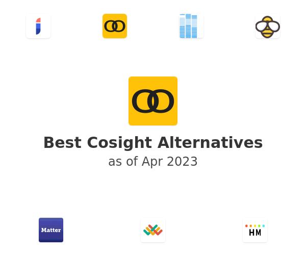 Best Cosight Alternatives
