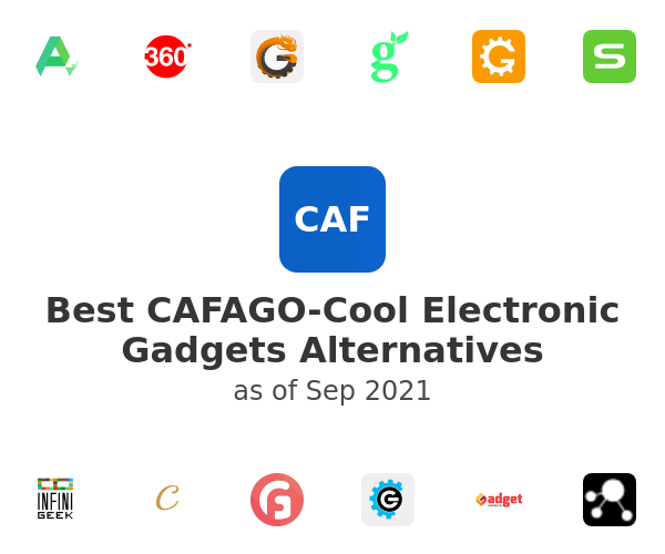 Best CAFAGO-Cool Electronic Gadgets Alternatives