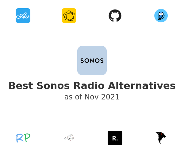 Best Sonos Radio Alternatives