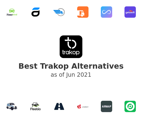 Best Trakop Alternatives