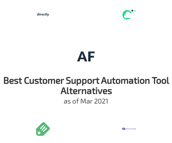 Best Customer Support Automation Tool Alternatives