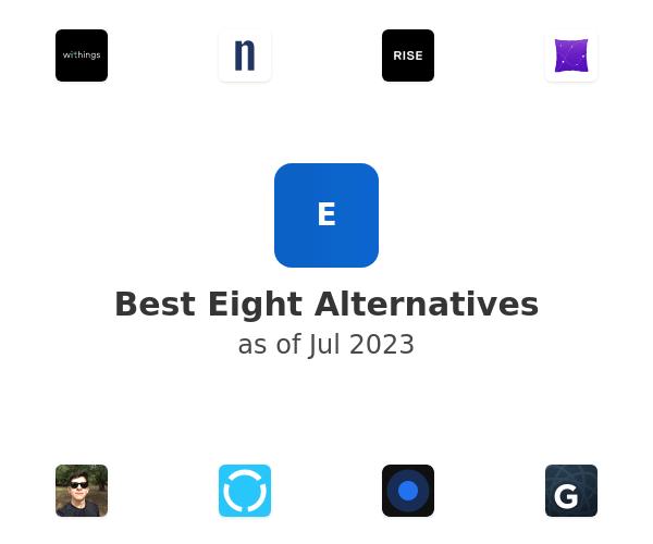 Best Eight Alternatives