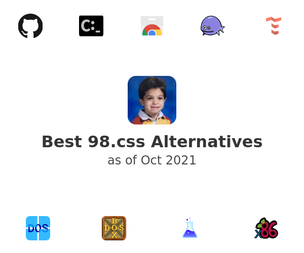 Best 98.css Alternatives