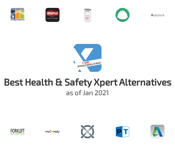 Best Health & Safety Xpert Alternatives