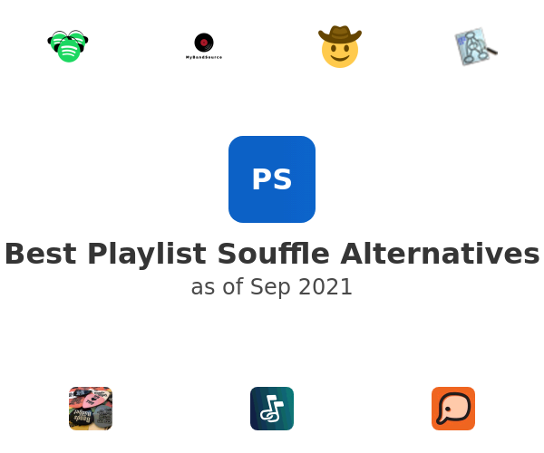 Best Playlist Souffle Alternatives