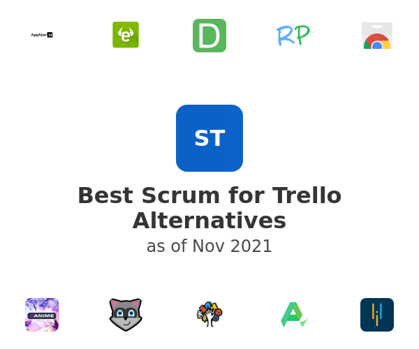 Best Scrum for Trello Alternatives