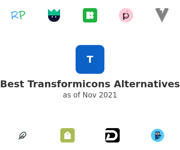 Best Transformicons Alternatives