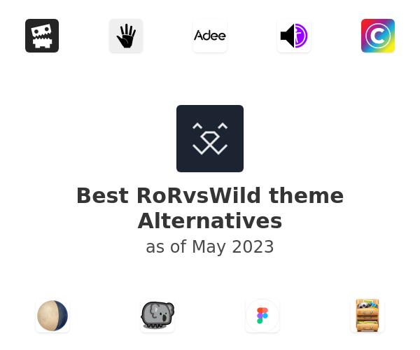 Best RoRvsWild theme Alternatives