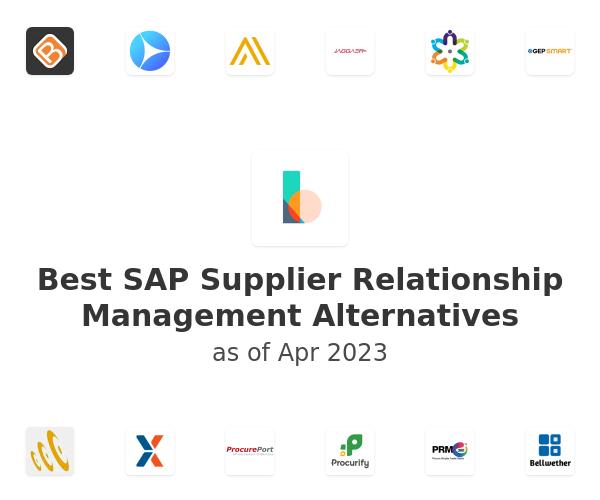 Best SAP Supplier Relationship Management Alternatives
