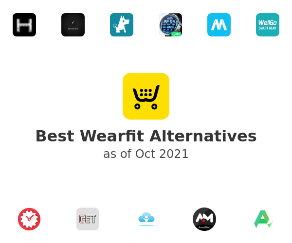 Best Wearfit Alternatives