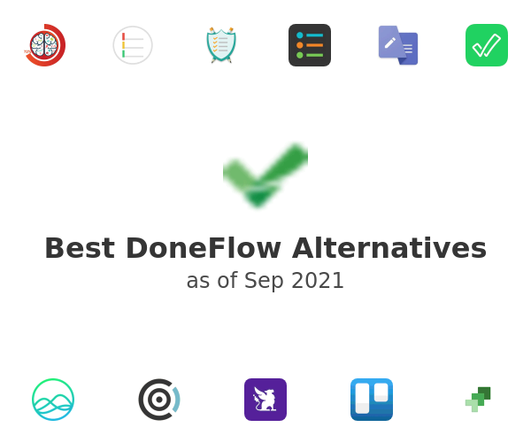Best DoneFlow Alternatives