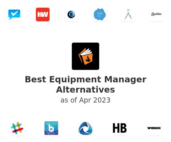 Best Equipment Manager Alternatives