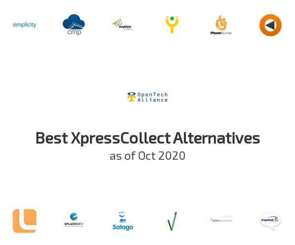 Best XpressCollect Alternatives