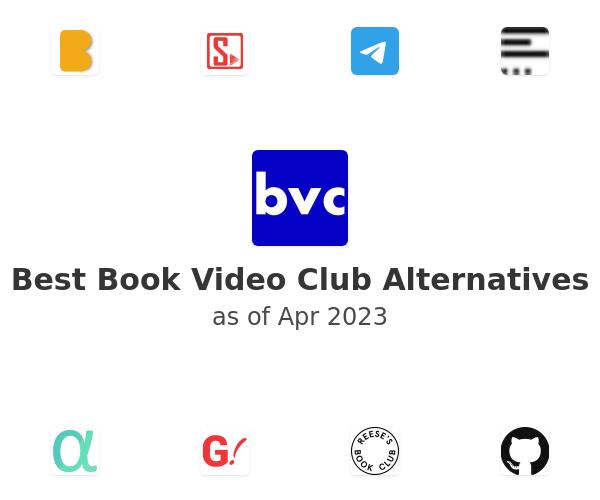 Best Book Video Club Alternatives