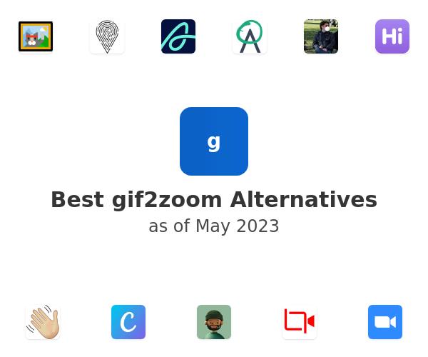 Best gif2zoom Alternatives