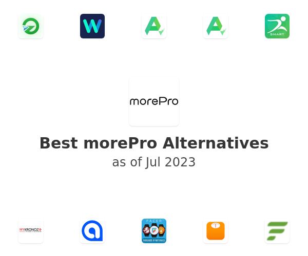 Best morePro Alternatives