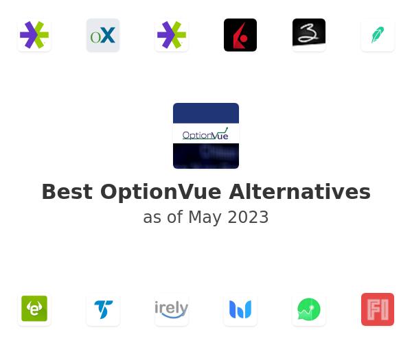 Best OptionVue Alternatives