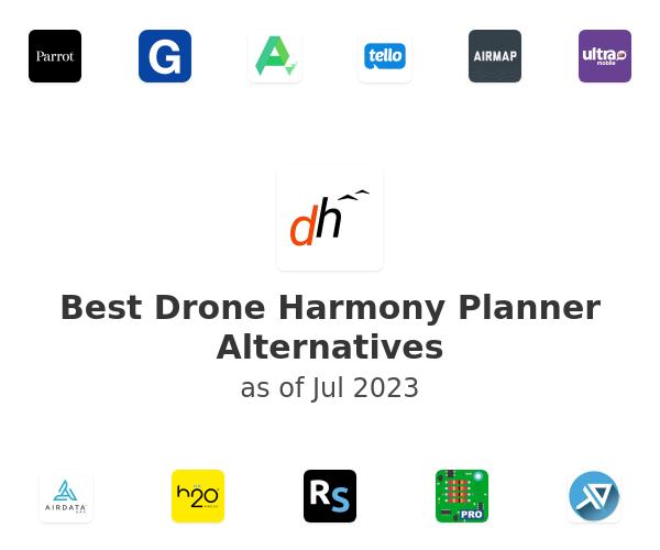 Best Drone Harmony Planner Alternatives