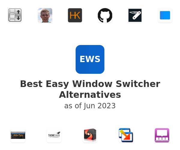 Best Easy Window Switcher Alternatives