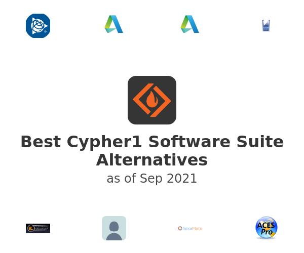 Best Cypher1 Software Suite Alternatives