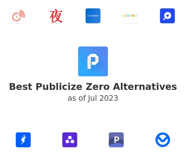 Best Publicize Zero Alternatives