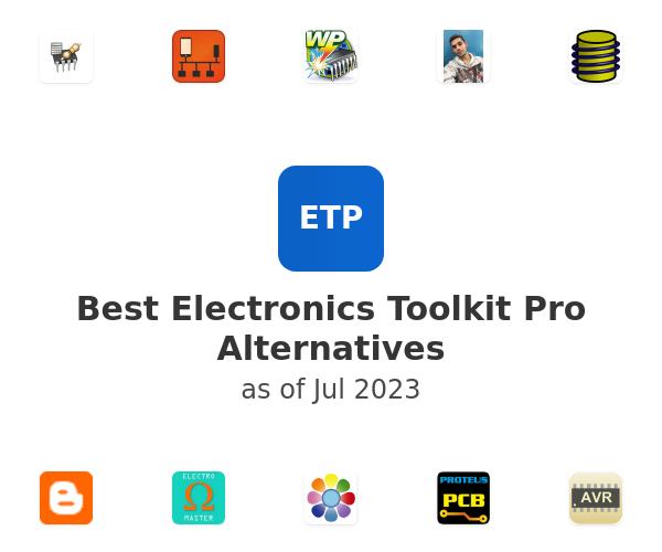 Best Electronics Toolkit Pro Alternatives