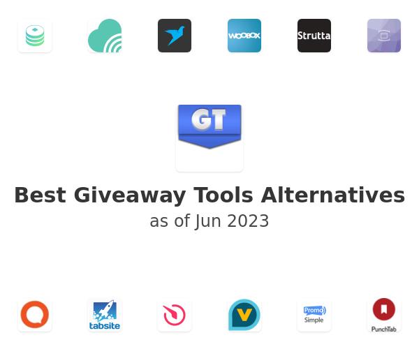 Best Giveaway Tools Alternatives