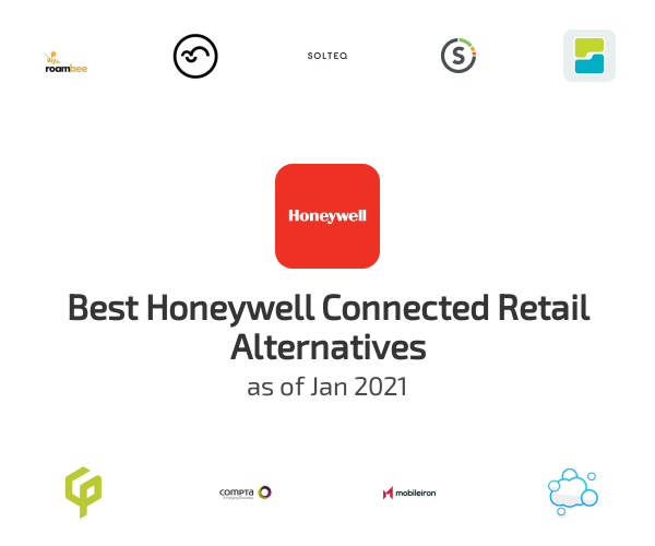 Best Honeywell Connected Retail Alternatives